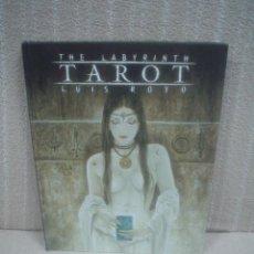 Cómics: LUIS ROYO - THE LABYRINTH TAROT. Lote 85499200