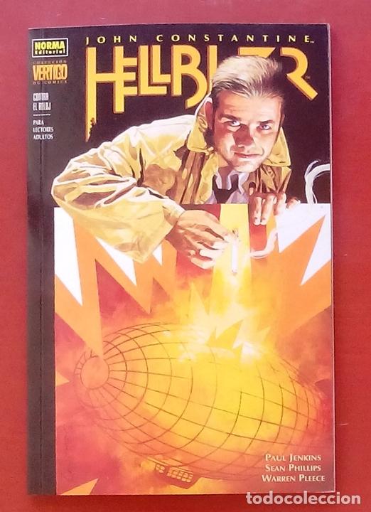 HELLBLAZER: CONTRA EL RELOJ POR PAUL JENKINS, WARREN PLEECE, SEAN PHILIPS - NORMA COMICS (2002) (Tebeos y Comics - Norma - Comic USA)