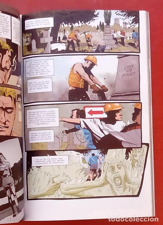 Cómics: Hellblazer: Contra el Reloj por Paul Jenkins, Warren Pleece, Sean Philips - Norma Comics (2002) - Foto 4 - 85528303