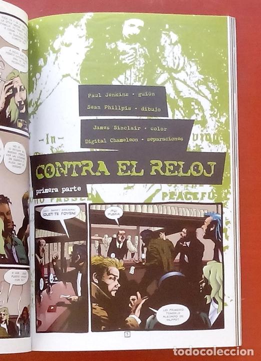 Cómics: Hellblazer: Contra el Reloj por Paul Jenkins, Warren Pleece, Sean Philips - Norma Comics (2002) - Foto 5 - 85528303