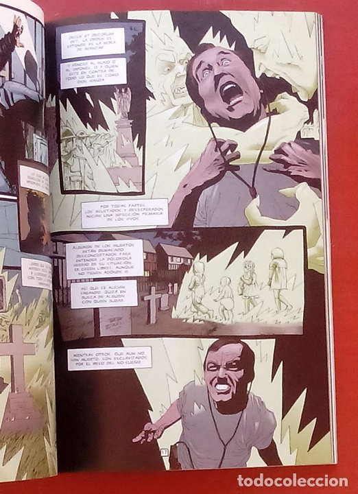 Cómics: Hellblazer: Contra el Reloj por Paul Jenkins, Warren Pleece, Sean Philips - Norma Comics (2002) - Foto 6 - 85528303