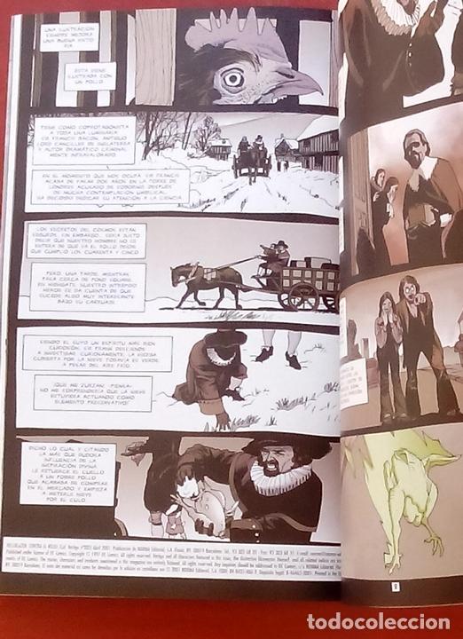 Cómics: Hellblazer: Contra el Reloj por Paul Jenkins, Warren Pleece, Sean Philips - Norma Comics (2002) - Foto 7 - 85528303