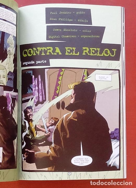 Cómics: Hellblazer: Contra el Reloj por Paul Jenkins, Warren Pleece, Sean Philips - Norma Comics (2002) - Foto 8 - 85528303