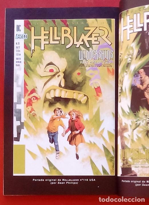 Cómics: Hellblazer: Contra el Reloj por Paul Jenkins, Warren Pleece, Sean Philips - Norma Comics (2002) - Foto 12 - 85528303