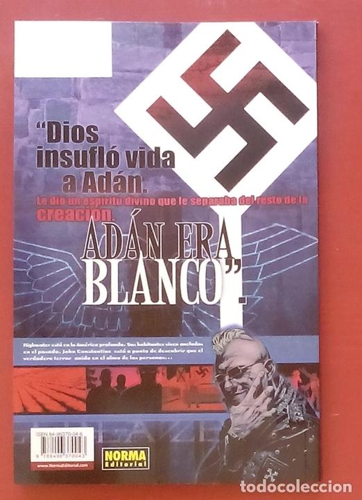 Cómics: Hellblazer: Highwater por Brian Azzarello, Marcelo Frusin, Giusseppe Camuncoli - Norma Comics (2004) - Foto 2 - 85529048