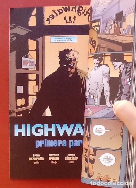 Cómics: Hellblazer: Highwater por Brian Azzarello, Marcelo Frusin, Giusseppe Camuncoli - Norma Comics (2004) - Foto 4 - 85529048