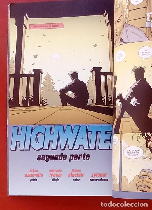 Cómics: Hellblazer: Highwater por Brian Azzarello, Marcelo Frusin, Giusseppe Camuncoli - Norma Comics (2004) - Foto 7 - 85529048