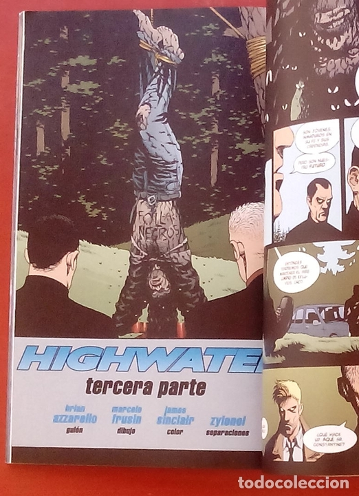 Cómics: Hellblazer: Highwater por Brian Azzarello, Marcelo Frusin, Giusseppe Camuncoli - Norma Comics (2004) - Foto 10 - 85529048