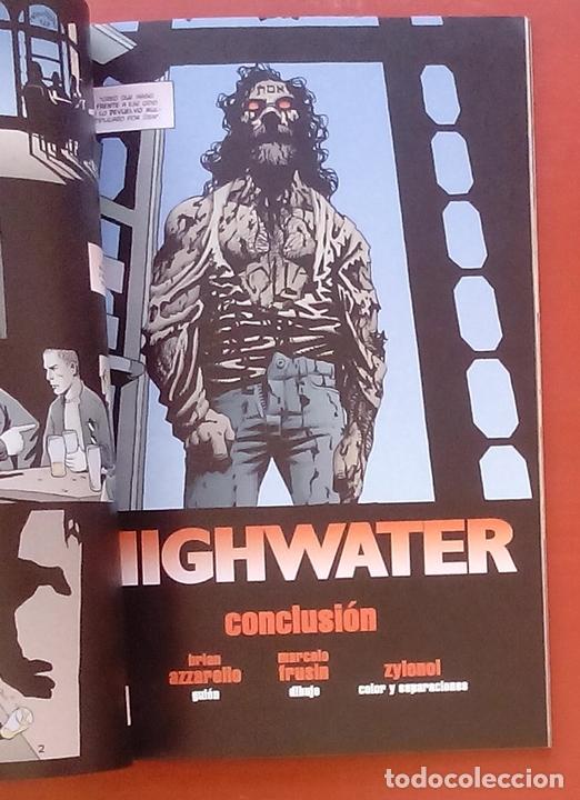 Cómics: Hellblazer: Highwater por Brian Azzarello, Marcelo Frusin, Giusseppe Camuncoli - Norma Comics (2004) - Foto 13 - 85529048