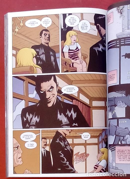 Cómics: Hellblazer: Highwater por Brian Azzarello, Marcelo Frusin, Giusseppe Camuncoli - Norma Comics (2004) - Foto 14 - 85529048