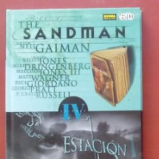 Cómics: THE SANDMAN TOMO 4 -ESTACIÓN DE NIEBLAS (TAPA DURA) -NEIL GAIMAN - NORMA(2004). Lote 85543412