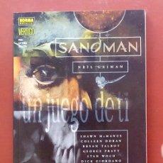 Cómics: THE SANDMAN TOMO 5- UN JUEGO DE TI - (RÚSTICA) - NEIL GAIMAN - NORMA (2004). Lote 85544647
