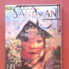 Cómics: THE SANDMAN TOMO 2 - LA CASA DE MUÑECAS (RÚSTICA) -NEIL GAIMAN- NORMA(2001). Lote 85545339