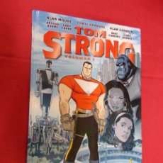 Cómics: TOM STRONG. VOLUMEN 1. ALAN MOORE. NORMA EDITORIAL.. Lote 85565708