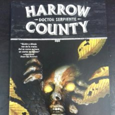 Cómics: HARROW COUNTY 3. DOCTOR SERPIENTE - CULLEN BUNN, TYLER CROOK - NORMA EDITORIAL. Lote 85589027