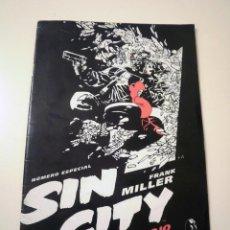 Cómics: SIN CITY LA NOVIA VESTÍA DE ROJO. Lote 85685028