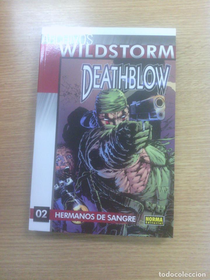 DEATHBLOW #2 HERMANOS DE SANGRE (ARCHIVOS WILDSTORM) (Tebeos y Comics - Norma - Comic USA)