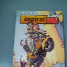 Cómics: ESPIRAL CAIRO. Lote 86074740