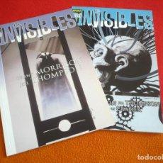 Cómics: LOS INVISIBLES ARCADIA 1 Y 2 COMPLETA ( GRANT MORRISON ) ¡MUY BUEN ESTADO! VERTIGO NORMA . Lote 86248392