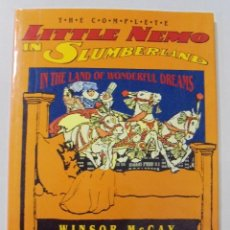 Cómics: LITTLE NEMO. IN SLUMBERLAND. WINSOR MCCAY. VOL. V. 1911-1912. NORMA EDITORIAL. PERFECTO ESTADO. Lote 86262348