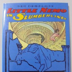 Cómics: LITTLE NEMO. IN SLUMBERLAND. WINSOR MCCAY. VOL. III. 1908-1910. NORMA EDITORIAL. PERFECTO ESTADO. Lote 86263448