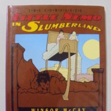 Cómics: LITTLE NEMO. IN SLUMBERLAND. WINSOR MCCAY. VOL. II. 1907-1908. TITAN BOOKS. PERFECTO ESTADO. Lote 86266284