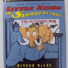 Cómics: LITTLE NEMO. IN SLUMBERLAND. WINSOR MCCAY. VOL. VI. 1913-1914. TITAN BOOKS. PERFECTO ESTADO. Lote 86266520