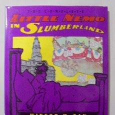 Cómics: LITTLE NEMO. IN SLUMBERLAND. WINSOR MCCAY. VOL. IV. 1910-1911. TITAN BOOKS. PERFECTO ESTADO. Lote 86269760