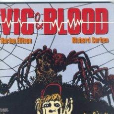 Cómics: VIC & BLOOD Nº 72 - NORMA EDITORIAL AÑO 1990 - EN PERFECTO ESTADO. Lote 86374744