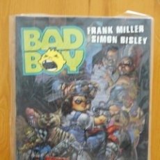 Cómics: FRANK MILLER - BAD BOY. Lote 86437496
