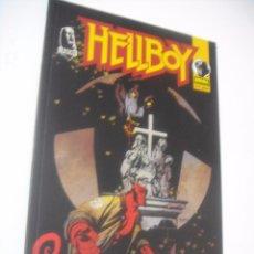 Cómics: HELLBOY - LOS LOBOS DE SAN AUGUSTO - ED. NORMA. Lote 86496332