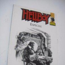Cómics: HELLBOY - ESPECIAL - ED. NORMA. Lote 86496724