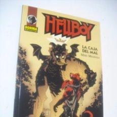 Cómics: HELLBOY - LA CAJA DEL MAL - ED. NORMA. Lote 86496840