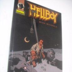 Cómics: HELLBOY - EL TERCER DESEO...- ED. NORMA. Lote 86497492