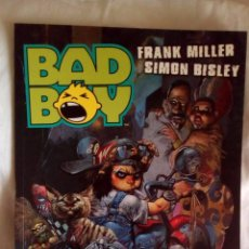 Cómics: BAD BOY.FRANK MILLER-SIMON BISLEY.. Lote 86554556