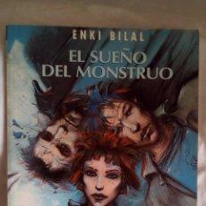 Cómics: EL SUEÑO DEL MONSTRUO.ENKI BILAL.. Lote 86554968