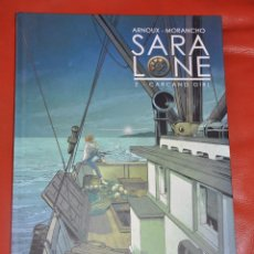 Cómics: SARA LONE , 2, CARCANO GIRL , NORMA , . Lote 95218220
