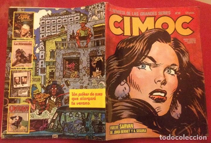 LC 38 - NORMA - CIMOC Nº 30 - BUENO (Tebeos y Comics - Norma - Cimoc)