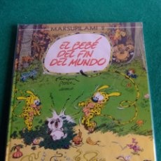 Cómics: MARSUPILAMI EL BEBE DEL FIN DEL MUNDO ALBUMES CAIRO Nº 16 NORMA EDITORIAL. Lote 86728632