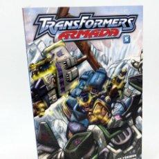 Fumetti: TRANSFORMERS ARMADA 5. (GUIDO GUDI / SIMON FURMAN) NORMA, 2007. OFRT ANTES 5€. Lote 86842788