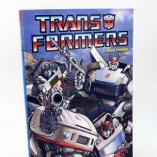 Fumetti: TRANSFORMERS. INFILTRACIÓN (E.J. SU / SIMON FURMAN) NORMA, 2009. OFRT ANTES 16E. Lote 258825255