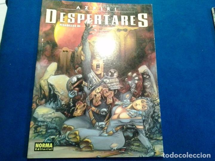 AZPIRI 8 DESPERTARES, PESDILLAS 3. NORMA EDITORIAL (Tebeos y Comics - Norma - Comic Europeo)