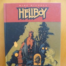 Cómics: HELLBOY - EL GUSANO VENCEDOR MIKE MIGNOLA. Lote 87099068