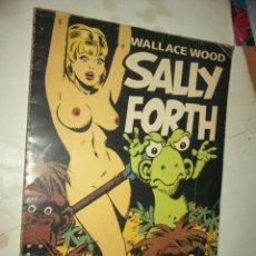 Cómics: SALLY FORHT WALACE MADERA ART. 1976 EDIT. FROMAGE PARIS F.RANCE 65 PAGINAS B Y N.. . Lote 87246632