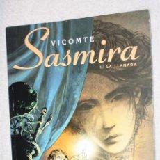 Comics : SASMIRA 1 :LA LLAMADA ( DE VICOMTE).NUEVO. Lote 87248404