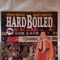 Comics - HARDBOILED.Frank Miller/Geof Darrow.Nº 1. - 87416220
