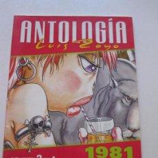 Cómics: ANTOLOGÍA LUIS ROYO CÓMICS 1981-1983 VOLUMEN 2 - LUIS ROYO NORMA E6. Lote 87511424