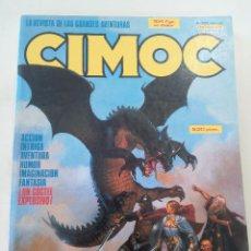 Cómics: CIMOC-EXTRA NUMERO 16-ED. NORMA-1981-CONTIENE LOS Nº 56-57-58-OPORTUNIDAD….VER . Lote 87522344