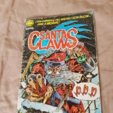 Cómics: COMIC SANTAS CLAWS, N° 1, 1992, NORMA EDITORIAL.. Lote 87652219