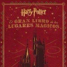 Cómics: GRAN LIBRO DE LOS LUGARES MAGICOS DE HARRY POTTER,EL REVENSON, JODY. Lote 88629672